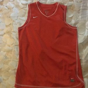 Women Nike sleeveless top